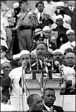 最经典的演讲稿【我有一个梦想】 - 思想者 - 思想者,以智慧影响世界!