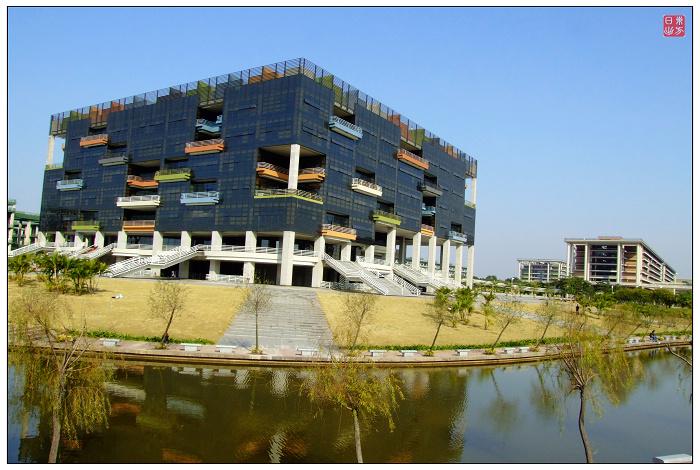 广东工业大学新校区风景 - gongmin1952的日志