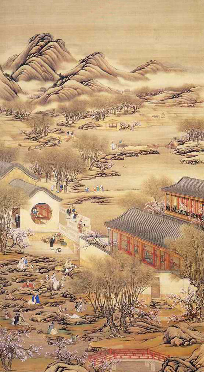 艺术珍品——(绝版)国画珍藏 - white fox - white fox  の  blog
