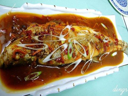 美味噘嘴鲢---附送节日餐桌六道好吃不贵的鱼 - 可可西里 - 可可西里