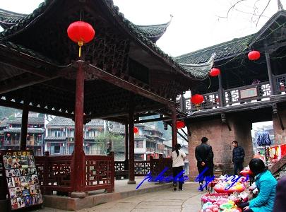 [原创]万里迊春09--凤凰古城 - 自由诗 - 人文历史自然 诗词曲赋杂谈
