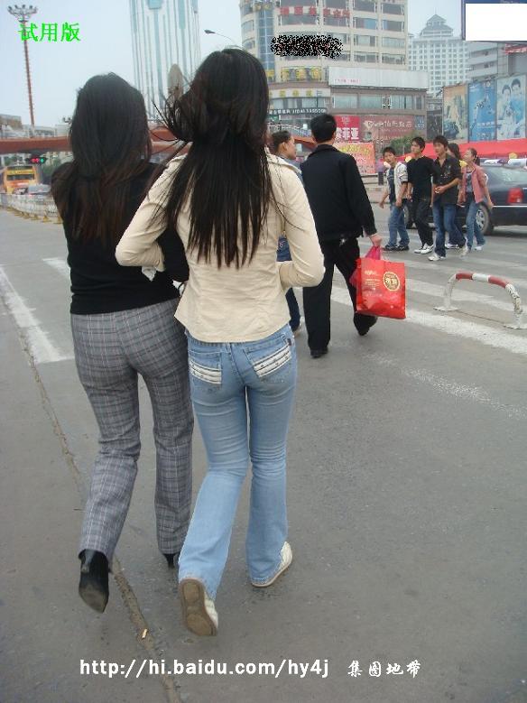 【转载】两个美臀,一个小巧紧翘,一个浑圆肥美! - zhaogongming886 - 东方润泽的博客