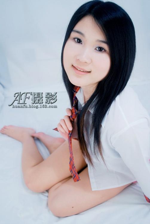 私房写真:清纯似天使 - AF摄影(蹈海踏浪) - 青岛AF摄影工作室