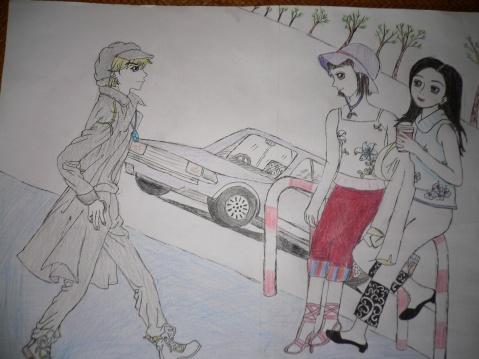 动漫人物 - 薄荷之翼 - 027lty的博客