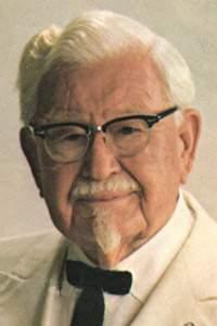 肯德基和麦当劳的传奇主角(2005年7月31日) - 恒明 - 恒明经管书