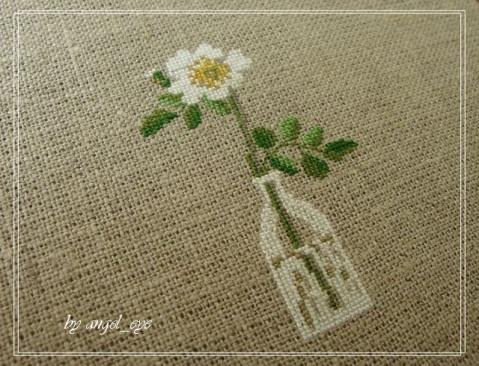 落入凡间的小花 - angel_eye  - 暮雪晴朝