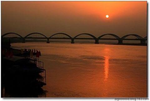 【原创】郑州黄河公路桥随拍 - zzgoooood - zzgoooood的博客