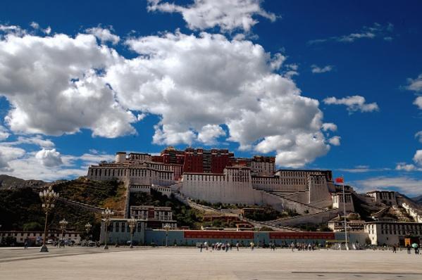 [原创]西藏记忆之四.布达拉达宫 - 雪山老人 - 雪山老人的博客