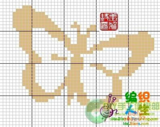 蝴蝶梦(编织图案篇) - 梅子 - pzp2004的博客