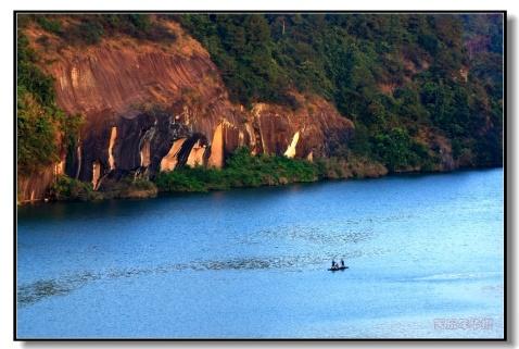 丹崖、锦水、孤舟、云海 - 苦乐年华 - 苦乐年华的博客
