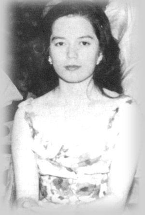 蒋纬国的第二个夫人邱爱伦是位中德混血儿