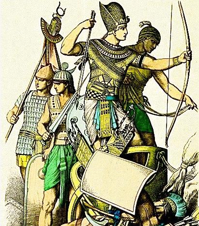 古埃及服饰 - sirius的日志
