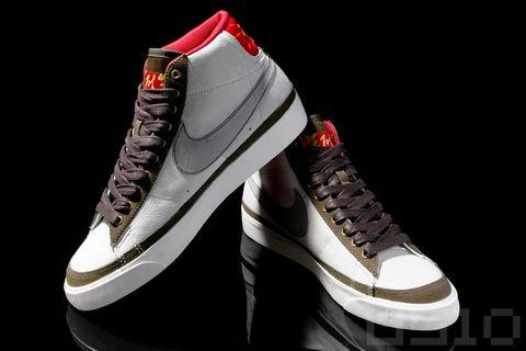 吃苦耐劳--牛年别注版本BLAZER MID - US10 - US10的鞋子们的故事