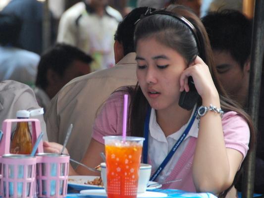 【泰国篇3】泰国人为何见面就要帮你刷卡? - 行走40国 - 行走40国的博客