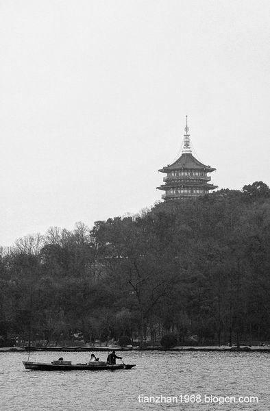 [原]冬天的杭州 - Tarzan - 走过大地