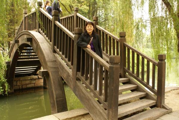 [疏勒河的红柳] 配图诗——江南乌镇情  - 疏勒河的红柳 - 疏勒河的红柳