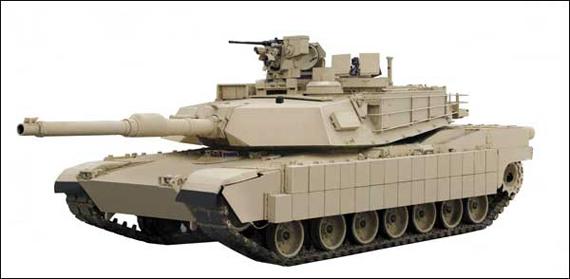 美军开始装备城市战型主战坦克 将列装505辆 - smython - DeWay的博客