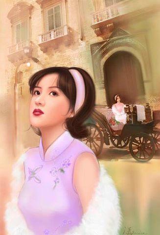 岁月之眼 - angel.yzx - 惠风和畅