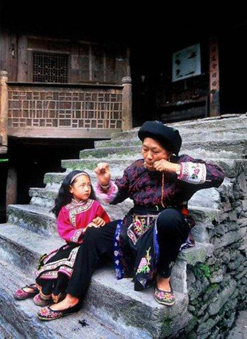 游北川小寨子沟 - li-qy - 行吟天涯:旅游·少数民族文化