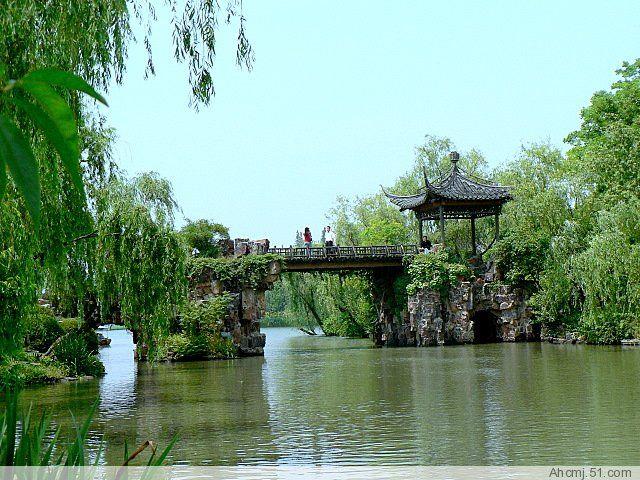 扬州怡人美景《瘦西湖》景点一览 - bayi1966 - bayi1966的博客
