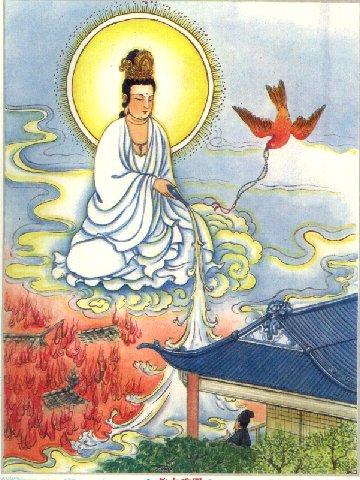 佛像《观世音菩萨》 - 正觉 - 正觉博客