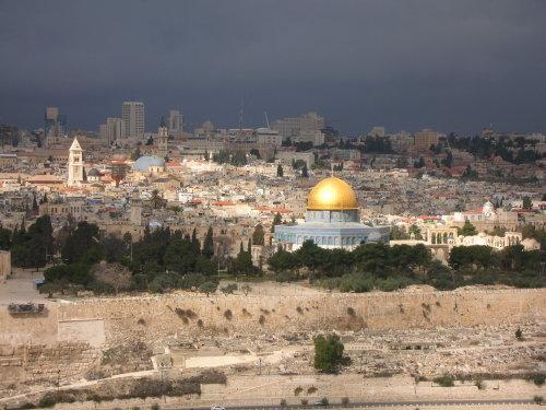 信仰坚定而又美丽忧伤的以色列 - 陈明远 - 陈明远的博客