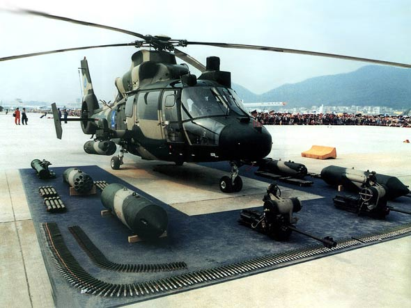 解放军直升机锦集 - 天下无霜 - 我的博客