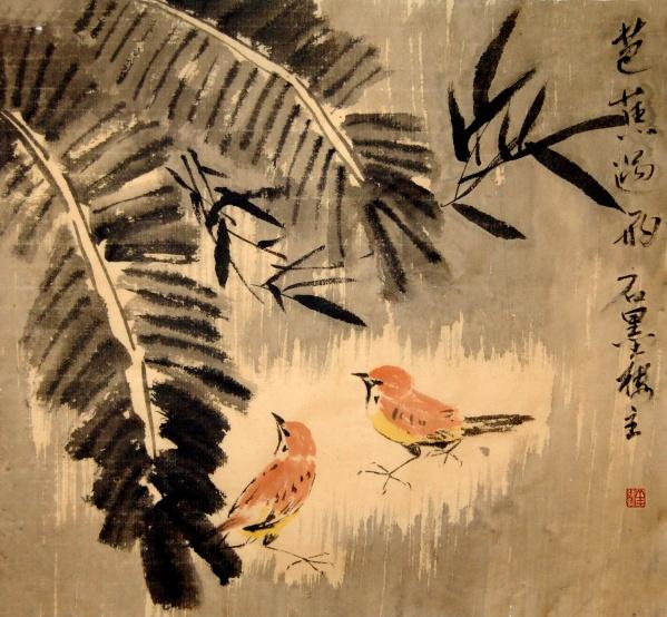 [原] 芭蕉夜雨-次坚子原韵奉和 - 蛙声作管弦 - 蛙声作管弦的诗词博客