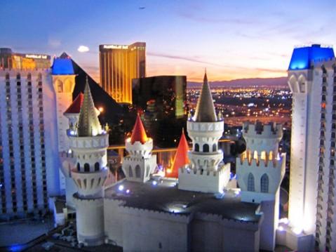 A visit to the U.S.A.(7)-Las Vegas---a tourist resort (2) - 开心 - 开心的博客