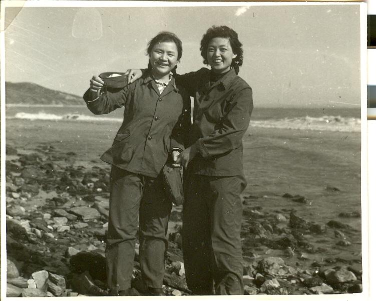 和我们的女儿们 - 王海鸰 - 王海鸰的博客