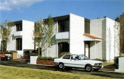 欧式风格新房屋设计构建图
