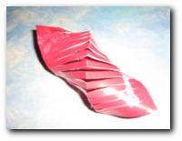 [HowTo] 用贺卡做贝壳 - 李二嫂的猪 - 翱翔的板儿砖
