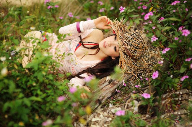 桃色大片:花样少女的性感春天 - 紫夜媚心 - 媚儿愿与你双飞