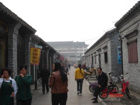 游周恩来故居 - 郭海臣 - 用脚写作—郭海臣blog