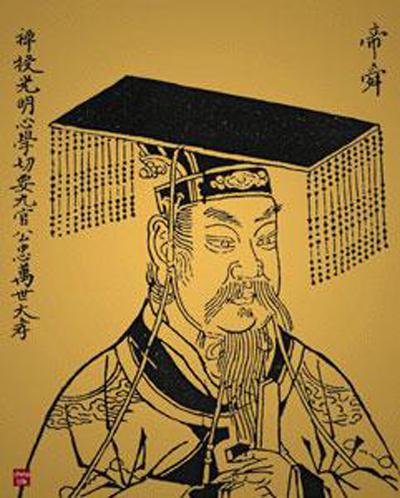 禹:中华民族精神的话语起源(2) - 朱大可 - 朱大可的博客