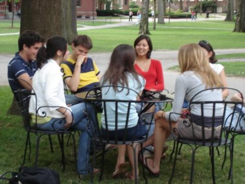 走进美国名校:哈佛大学 (连载3) - 阳光月光 - 阳光月光