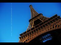 080318 精美旅游壁纸(风景|法国|埃菲尔铁塔|图片|照片|美图|Effel Tower) - 天外飞熊 - 天外飞熊