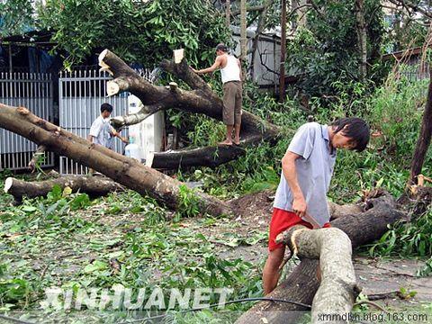 缅甸仰光市遭遇特强热带风暴袭击 - xdwxdw1954 - XuDW的博客
