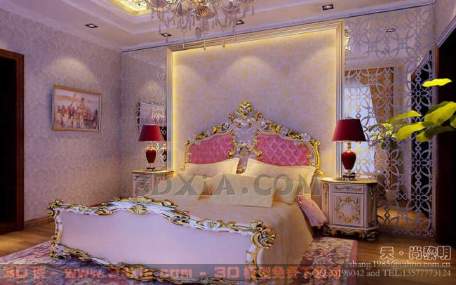 一百套卧室方案 - 晓梅 - WODE博客......XIAO MEI