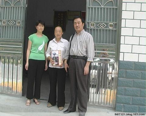 日记:昨日前往方玉明家中送《中国作家》杂志 - 羊角岩 - 羊角岩的博客