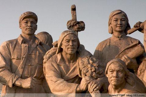 雕塑 - 刘炜大老虎 - liuwei77997的博客