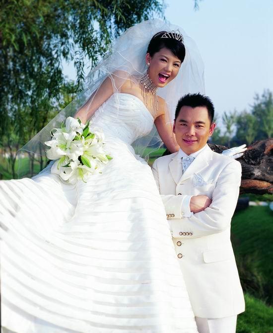 李湘与李厚霖 - 水无痕 - 明星后花园