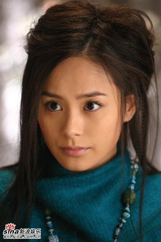 钟欣桐是史上最美的程灵素 - 蔡骏 - 蔡骏的博客