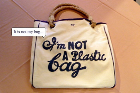 环保提示-IM A PLASTIC BAG!!! - peter park-龙 - 龙的博客