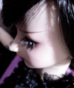 小修终于有睫毛了~~ - wawaxiuya - *鬼娃娃*修丫