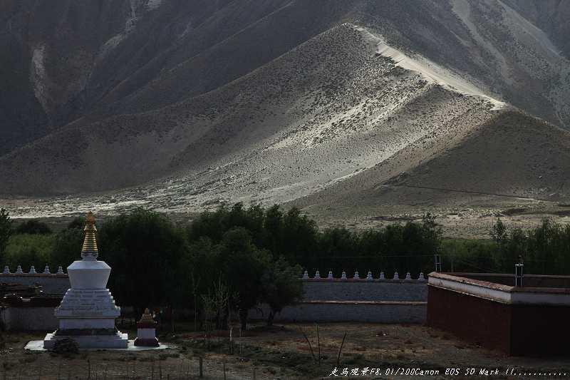 西藏第一庙 - 西樱 - 走马观景