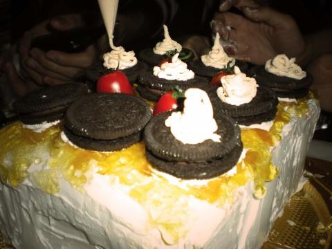 新奇又好玩的蛋糕比赛 - sophia - sophia 的卜