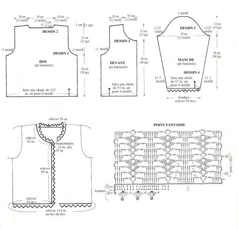几件长袖开衫有详细图解 - 开心就好 - fanghuatx的博客