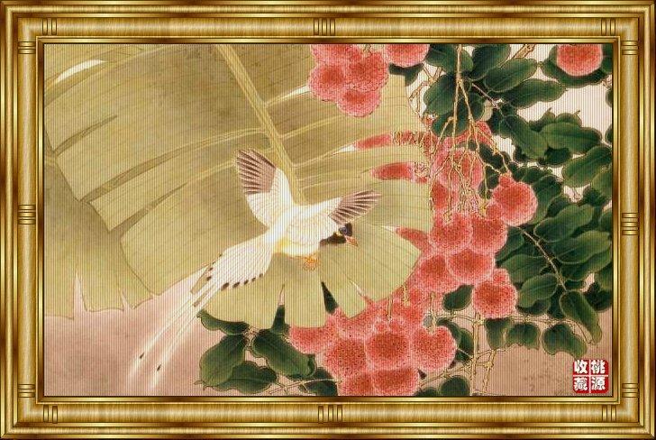 【收藏】花鸟集锦 - 绿韵 -