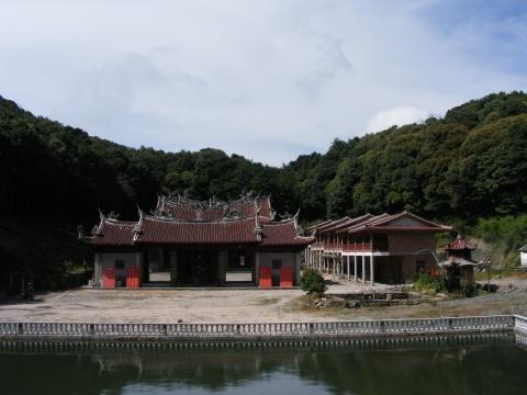 闽南宫庙记略(50):德化龙湖寺 - 老陶e - 闽南民俗、风物